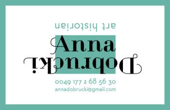 Anna 2013 © Susann Zielinski / Lilie von Grün